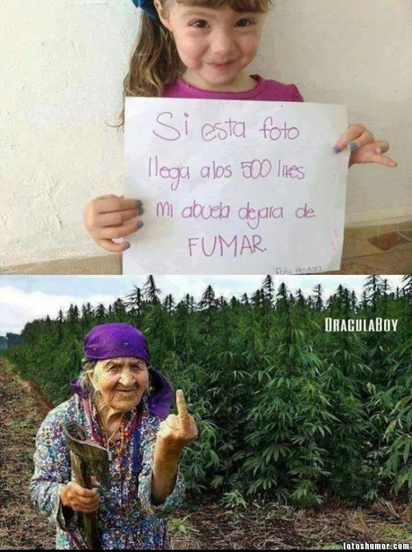 Imágenes graciosas abuelas