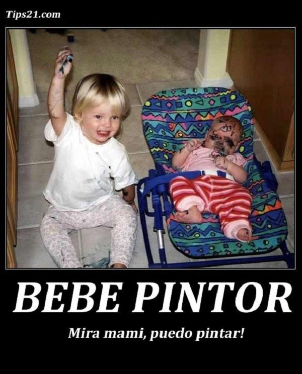 Imágenes graciosas bebés