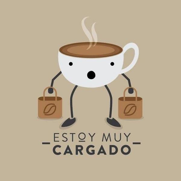 Imágenes graciosas café