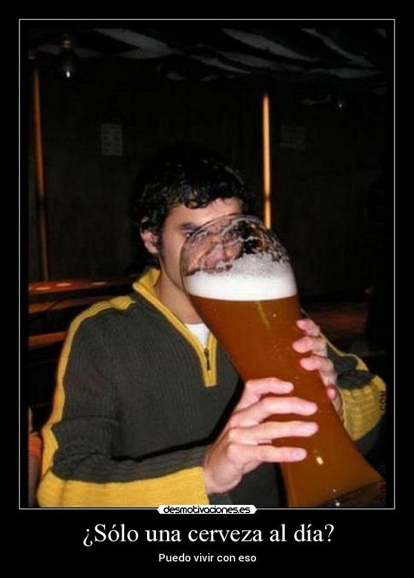 Imágenes graciosas cerveza