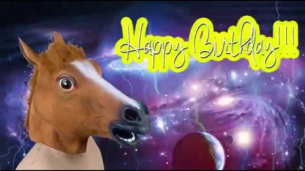 Imágenes graciosas de cumpleaños