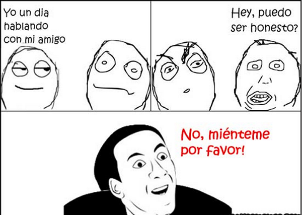 Imágenes graciosas en español