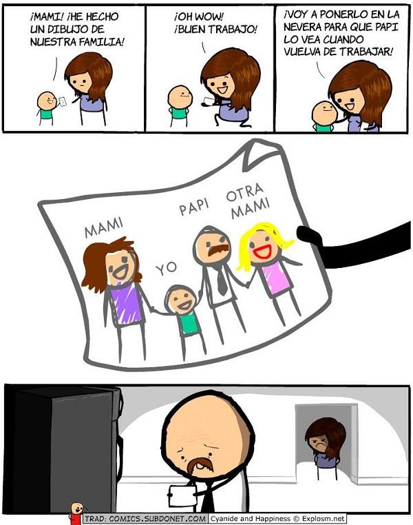 imágenes graciosas familia