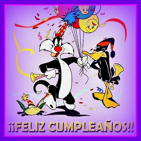 imágenes graciosas felicitación cumpleaños