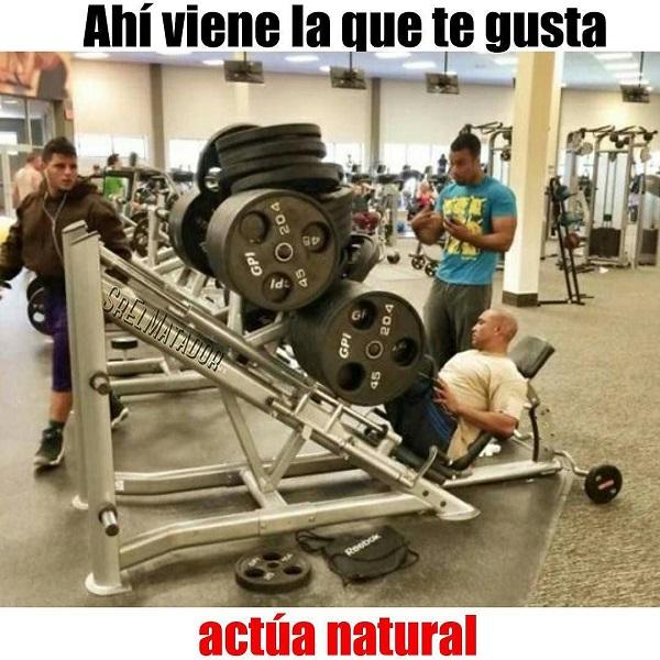 imágenes graciosas gym